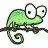 :chameleon: