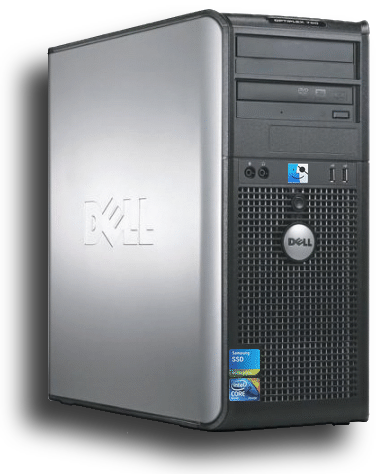 Dell Optiplex 780 (760) mit HD5450 1GB - so läuft´s perfekt